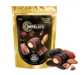 Çikolatalı Bademli Hurma DATELATE® 500 gr.