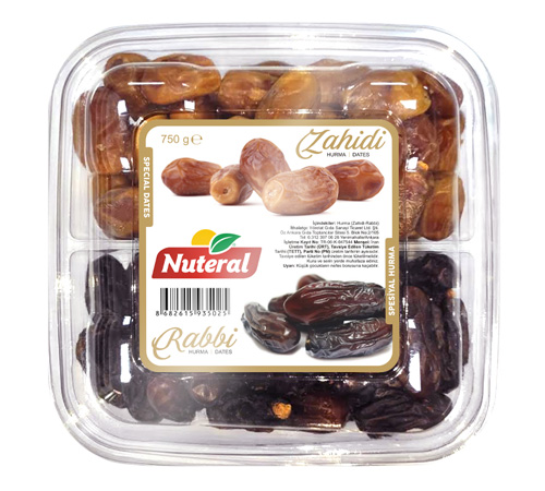 Spesiyal Naturel Hurma 750 gr.