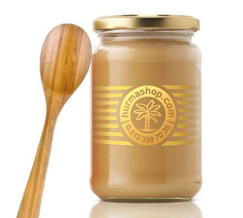 Hurma Poleni + Organik Kestane Balı (Özel Karışım) 750 gr.