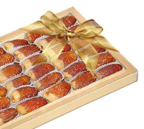 Sugai Hurma - Yaldızlı Hediyelik Kutu 500 gr.